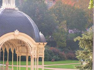 Autumn Garden - Czech Republic